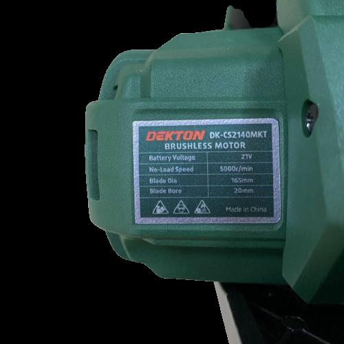 Cưa gỗ Pin Dekton DK-CS2140MKT