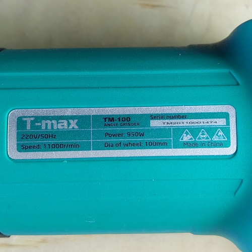 Máy Mài Góc T-Max TM-100 950W