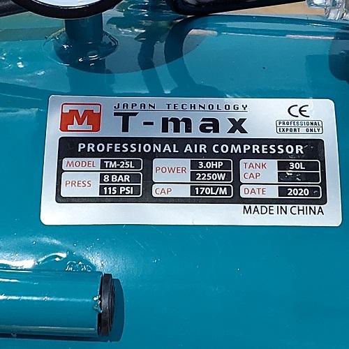 Máy Nén Khí T-Max TM-25L