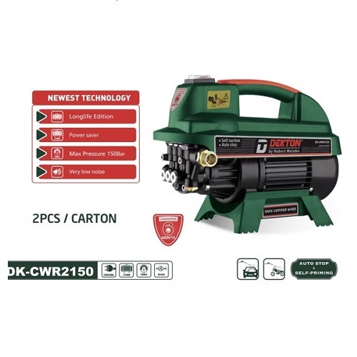 Máy Rửa Xe Dekton DK-CWR2150
