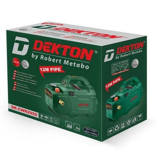 Máy Rửa Xe Dekton DK-CWR2950