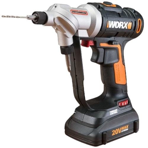 Máy Khoan Vặn Vít Worx WX176 Pin 20V