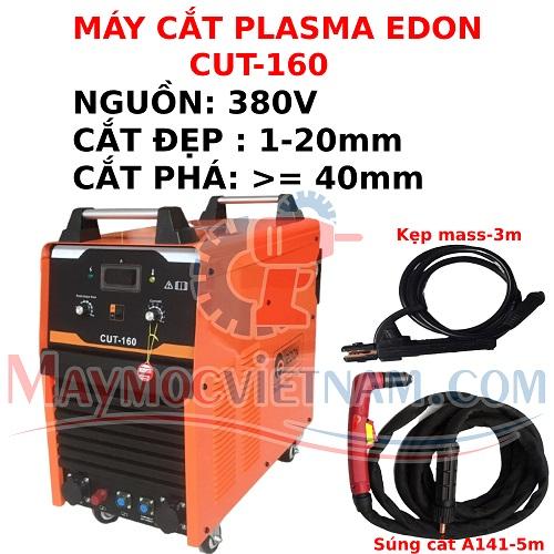 Máy Cắt Plasma Edon CUT 160