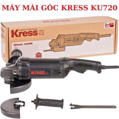 Máy Mài Góc Kress KU720 150mm 1400W