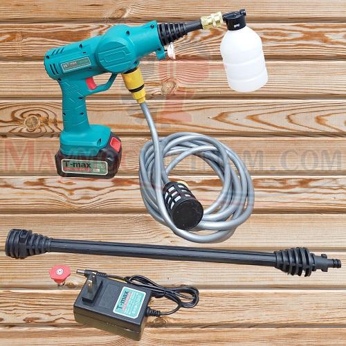 Máy rửa xe pin T-max TM-LCW21