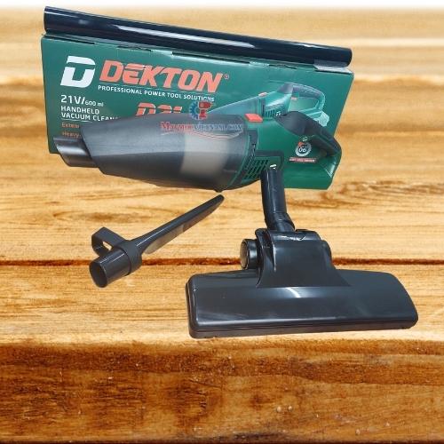 Máy hút bụi dùng pin Dekton D21-MHB01